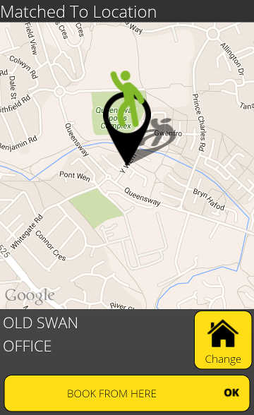Speedie Cars, Wrexham Taxi, Free Wrexham Taxi App