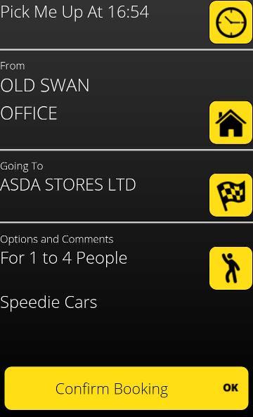 Speedie Cars, Wrexham Taxi, Free Wrexham Taxi Ap
