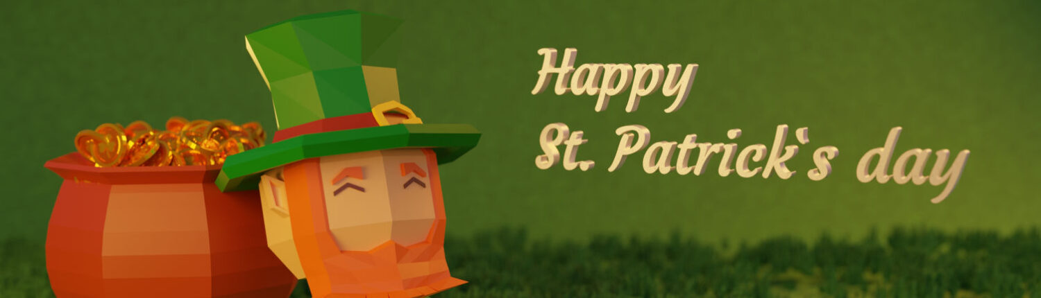 Happy St Patrick's Day, Speedie Cars, Wrexham Private Hire Firm