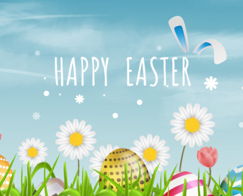 Happy Easter 2021, Speedie Cars, Wrexham Taxis and Private Hire