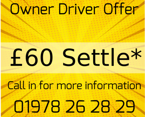 Drivers Wanted, Speedie Cars, Wrexham Taxis